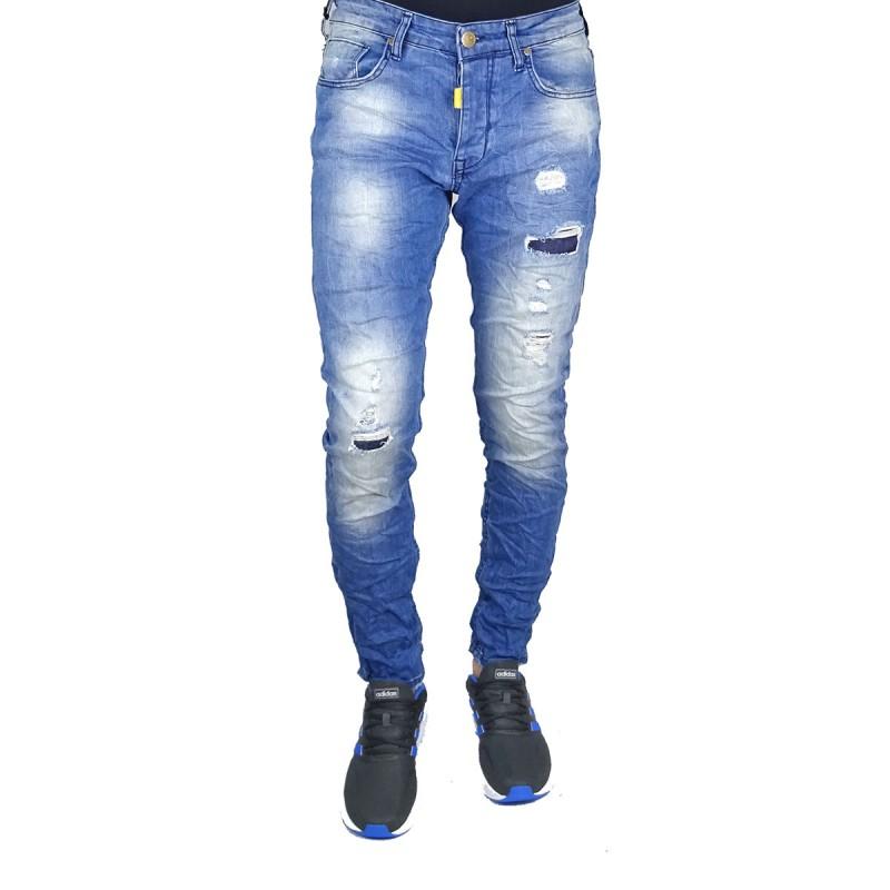 Senior παντελόνι jean slim fit