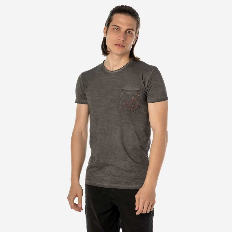 CAMARO T-SHIRT - GREY