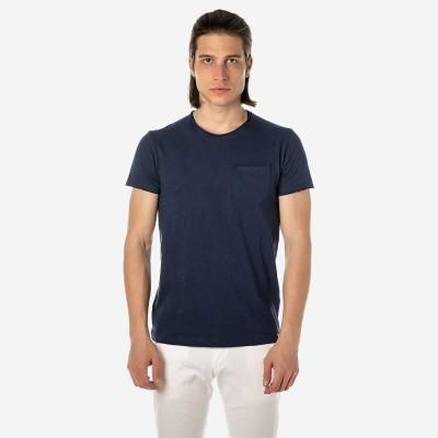 BROKERS T-SHIRT - BLUE