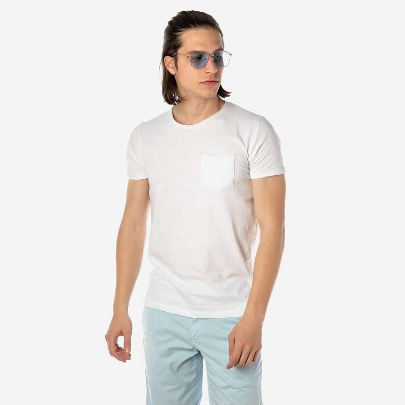 BROKERS T-SHIRT - WHITE