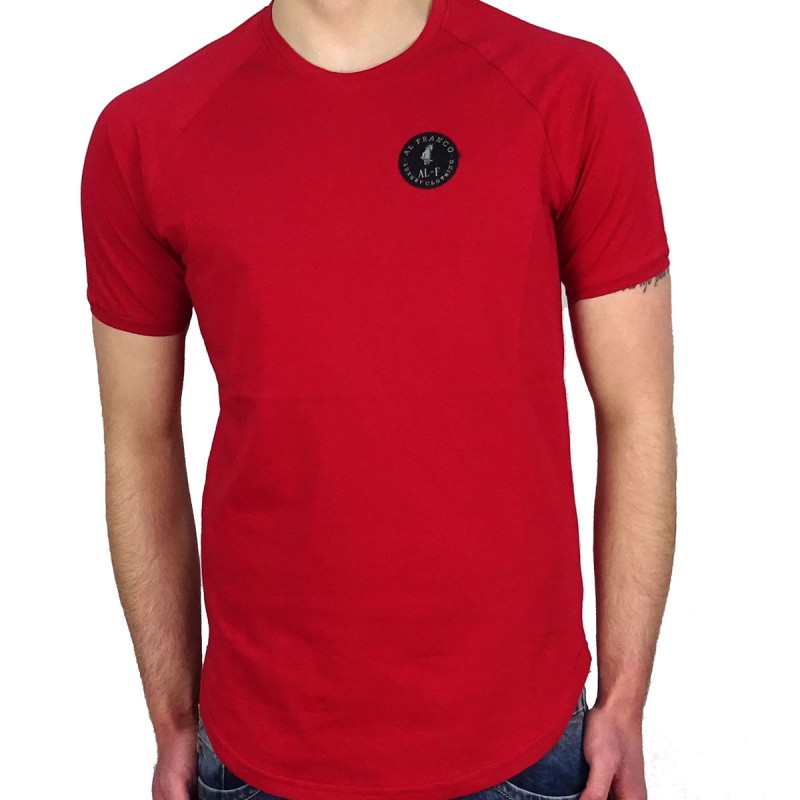 AL FRANCO T-SHIRT - RED