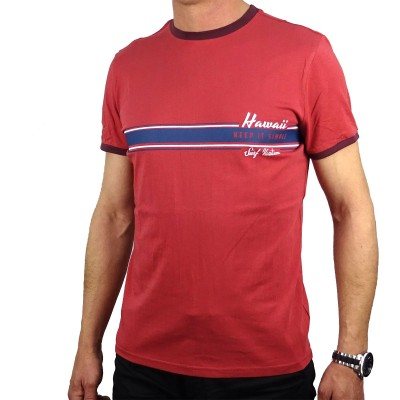 EMERSON T-SHIRT - RED