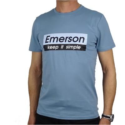 EMERSON T-SHIRT - SIEL