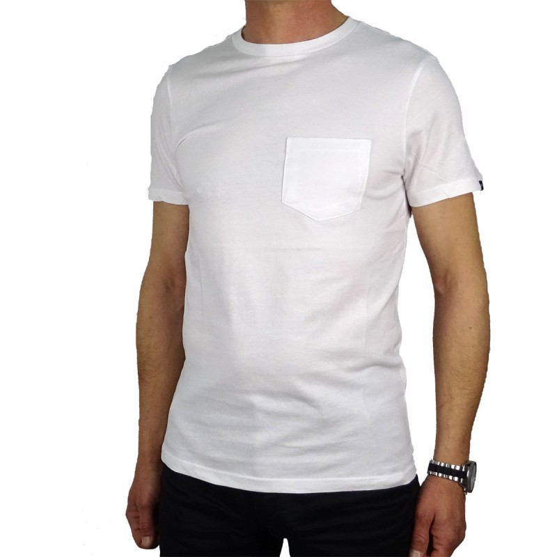 EMERSON T-SHIRT - WHITE