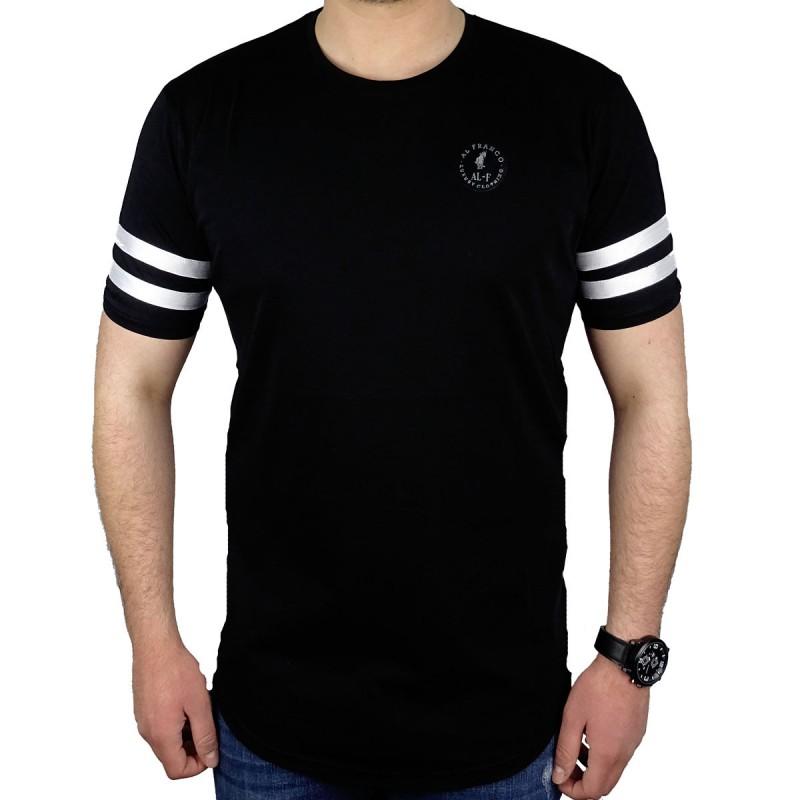 AL FRANCO T-SHIRT - BLACK