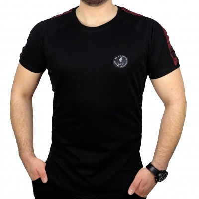 AL FRANCO T-SHIRT - BLACK