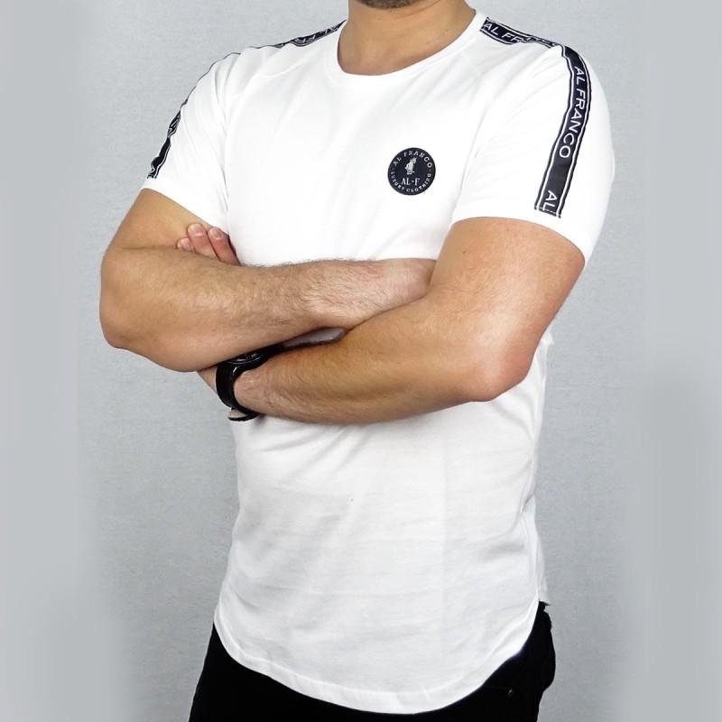 AL FRANCO T-SHIRT - WHITE