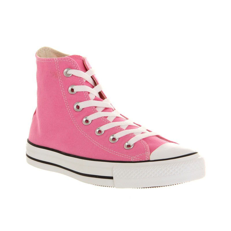CONVERSE ALL STAR HIGH  - PINK