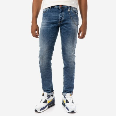 Brokers παντελόνι jean regular fit