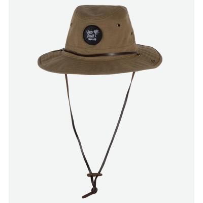 EMERSON SAFARI CAP-BEIGE