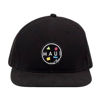 MAUI AND SONS ΚΑΠΕΛΟ - BLACK