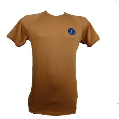 Al franco t-shirt-CAMEL