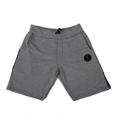 Al franco sweat shorts -grey-riga