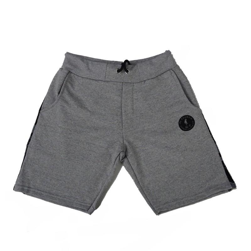 Al franco sweat shorts -grey-riga