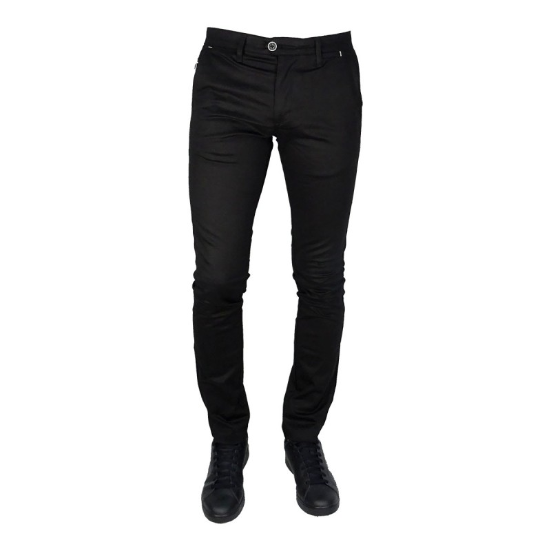 TRESOR ΠΑΝΤΕΛΟΝΙ CHINO SLIM FIT - BLACK