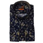 Senior πουκάμισο slim fit - Blue