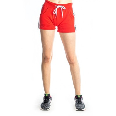 PACO & CO SHORTS - RED