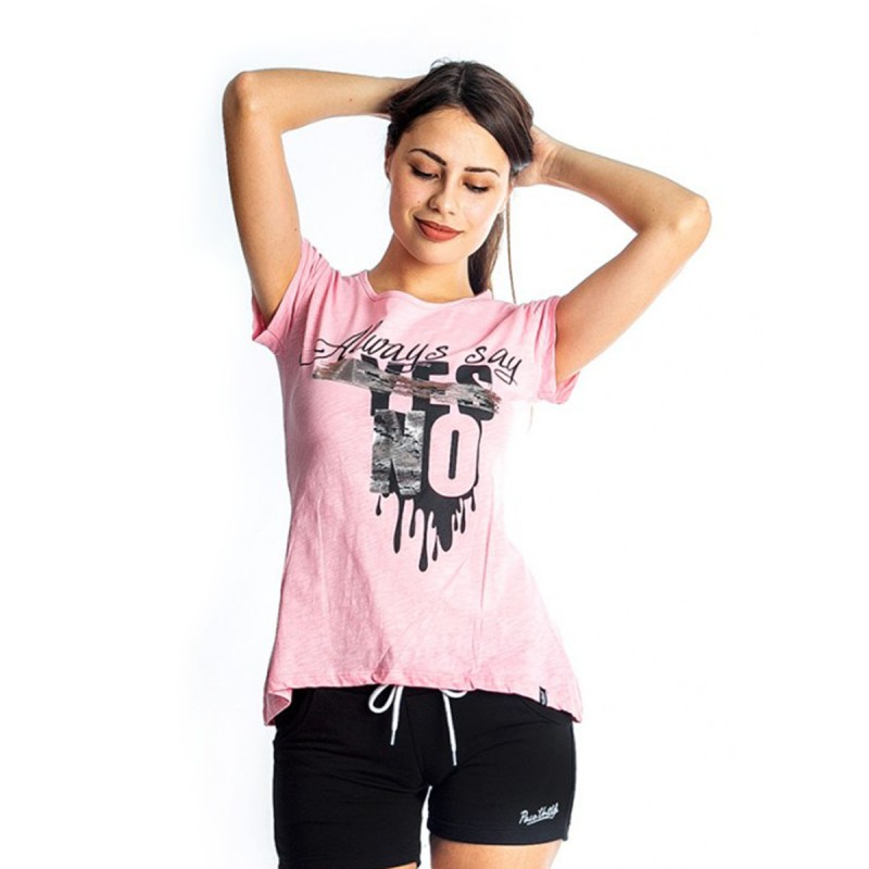 PACO & CO T-SHIRT - PINK