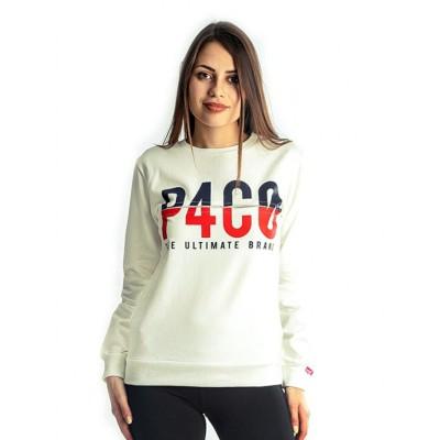 PACO & CO ΜΠΛΟΥΖΑ ΦΟΥΤΕΡ - ECRU