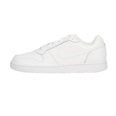 NIKE EBERNON LOW - WHITE