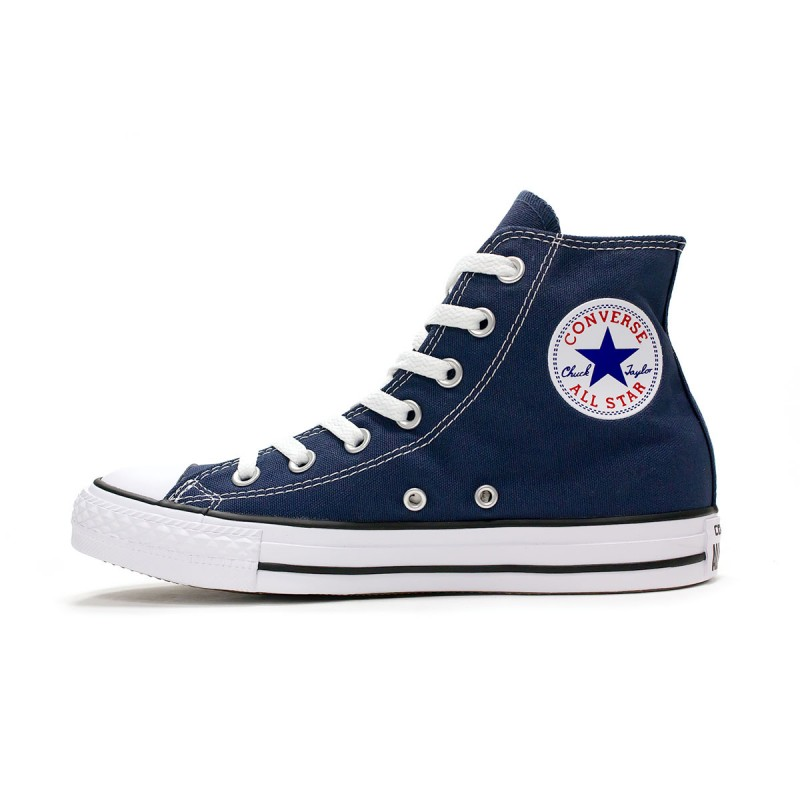 CONVERSE ALL STAR HIGH  - BLUE