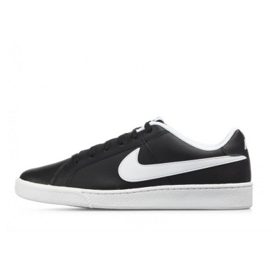 NIKE COURT ROYALE-BLACK